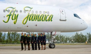 Fly Jamaica Boeing 757