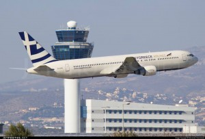 SkyGreece Boeing 767