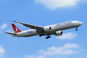 Turkish Airlines Boeing 777-777-3F2ER TC-JJN (2)-W950