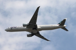 Cathay Pacific Boeing 777-367ER B-KPL