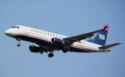 US Airways Express operated by Republic Airlines Embraer ERJ-170-200LR N125HQ