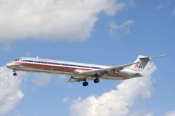 American Airlines McDonnell Douglas DC-9-83-MD-83 N973TW